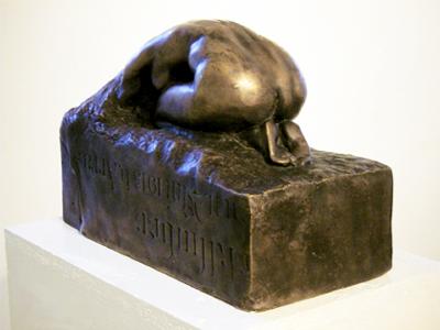 Die Auszogne - Bronze