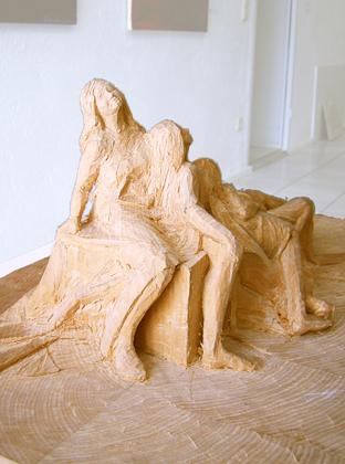 Die drei Faltigkeiten - Holz