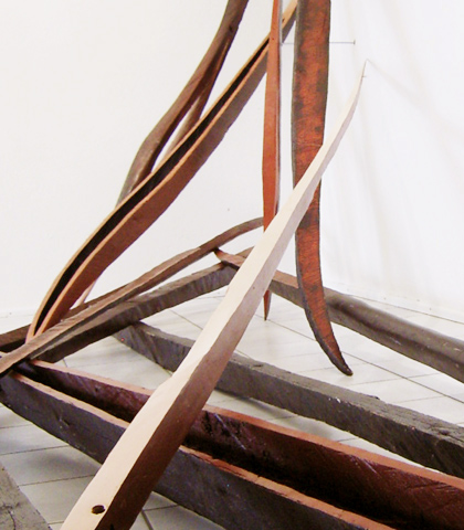 Holz-Form-Farbe III