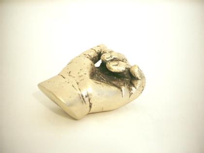 Babyhand Bronze